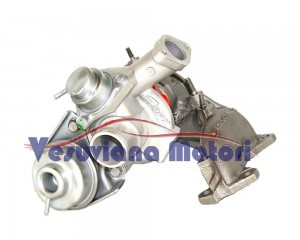TURBOCOMPRESSORE TURBO 49373-03002 RIGENERATO
