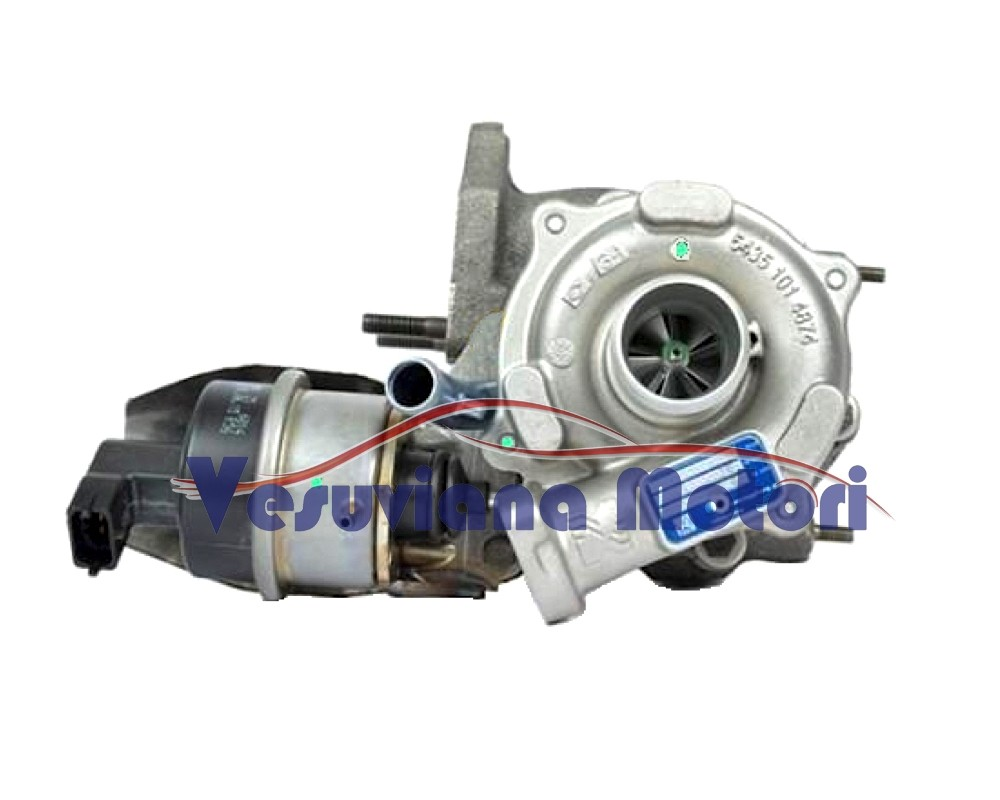 TURBOCOMPRESSORE TURBO 54359700027 54359880027 RIGENERATO