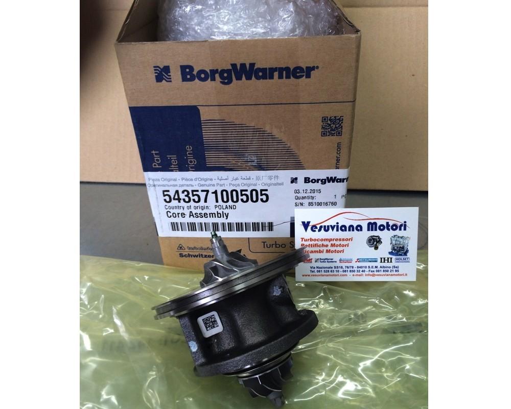 CORE ASSY CHRA ORIGINALE Borg Warner - 3K - Schwitzer Per Turbo 54359700005