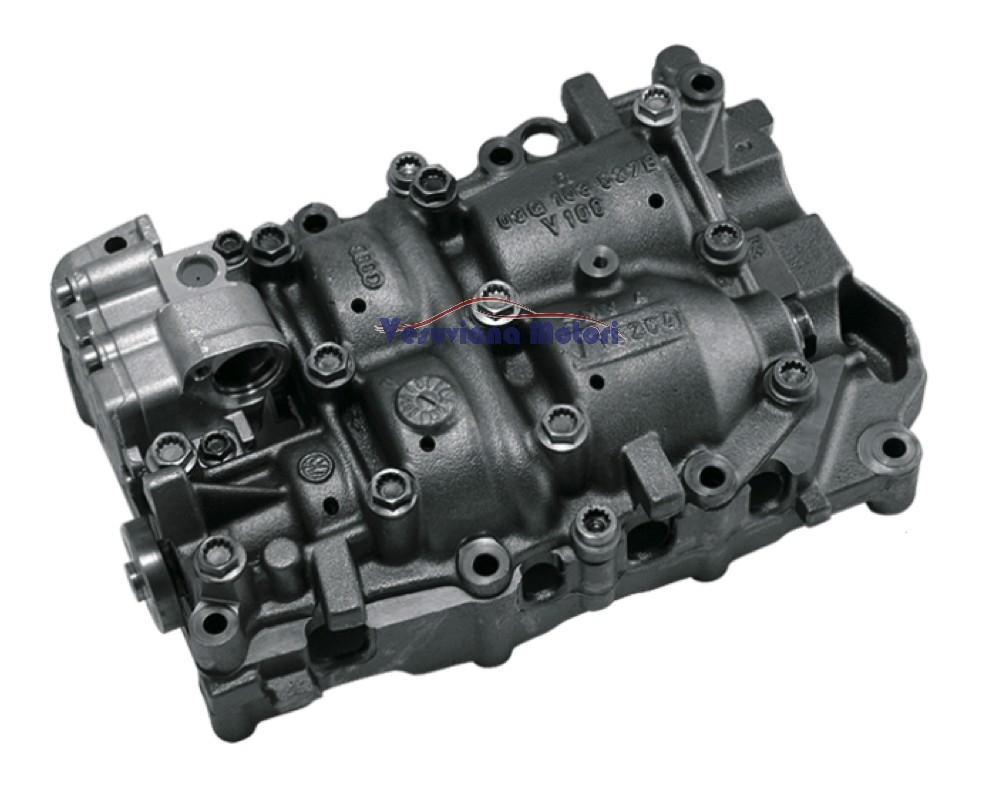 Gruppo Pompa Olio Modificato A Contralberi Audi / Seat / Skoda / Volkswagen 2.0 Tdi