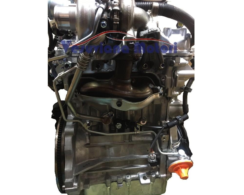 MOTORE NUOVO SMART 1.0 Turbo codice 3B21 62Kw