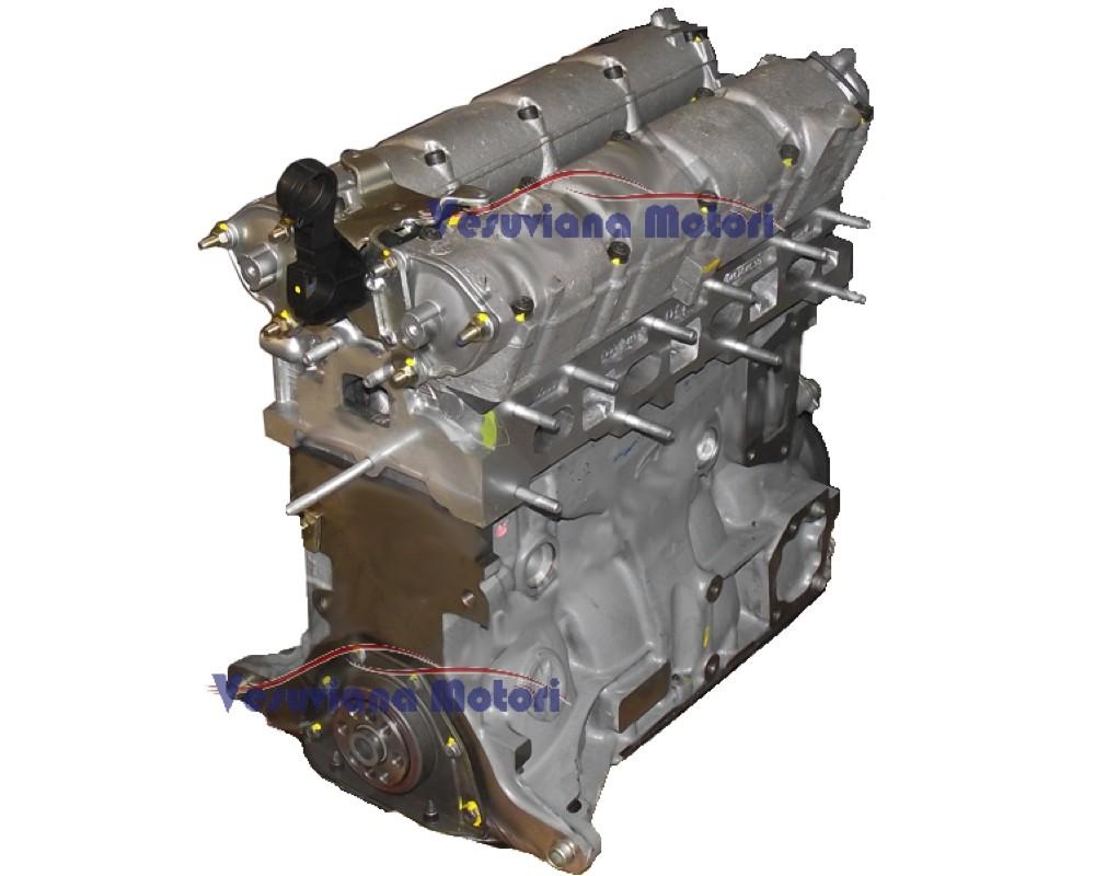 MOTORE RIGENERATO FIAT / LANCIA 1.6 16v Bipower Natural Power