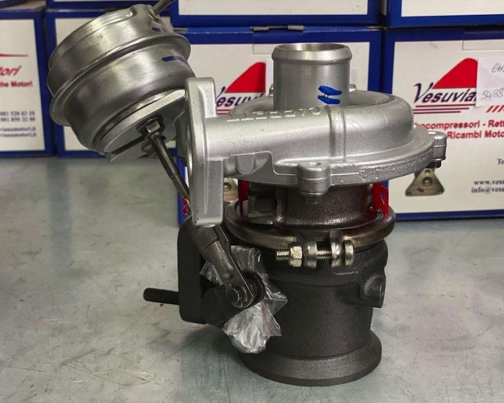 TURBOCOMPRESSORE TURBO Turbina 799171 RIGENERATO