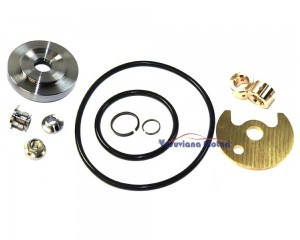 KIT REVISIONE TURBO TURBINA TURBOCOMPRESSORE Mitsubishi TF035 / TD04