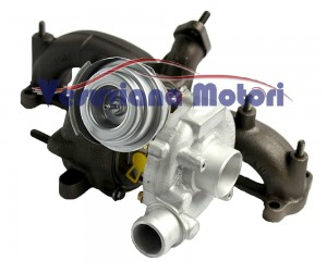 TURBOCOMPRESSORE TURBO 454232-5011S RIGENERATO