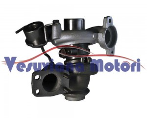 TURBOCOMPRESSORE TURBO 49173-07506 RIGENERATO