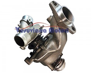 TURBOCOMPRESSORE TURBO 707240-5004S RIGENERATO