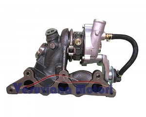 TURBOCOMPRESSORE TURBO 708116-5001S SMART 600 RIGENERATO