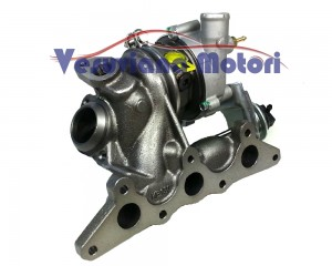 TURBOCOMPRESSORE TURBO 708837-5001S SMART 600 RIGENERATO
