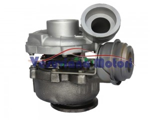 TURBOCOMPRESSORE TURBO 709836-5005S RIGENERATO