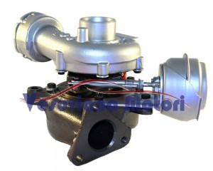 TURBOCOMPRESSORE TURBO 717858-5010S RIGENERATO