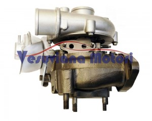 TURBOCOMPRESSORE TURBINA 801891-5003S RIGENERATO