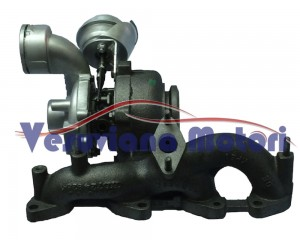 TURBOCOMPRESSORE TURBO 724930-5010S RIGENERATO