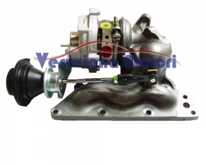 TURBOCOMPRESSORE TURBO 727211-5001S SMART 700 RIGENERATO