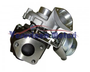 TURBOCOMPRESSORE TURBO 740911-5006S RIGENERATO