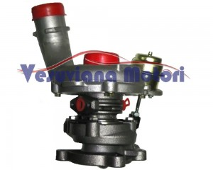 TURBOCOMPRESSORE TURBO 751768-5005S RIGENERATO