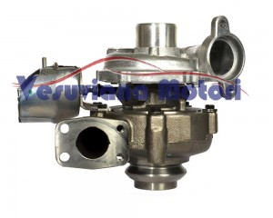 TURBOCOMPRESSORE TURBO 753420-5006S RIGENERATO