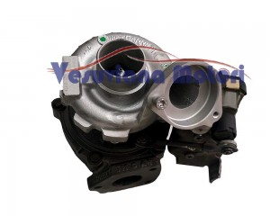 TURBOCOMPRESSORE TURBO 762965-5020S RIGENERATO
