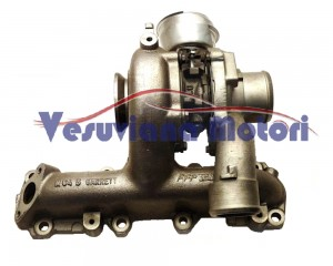 TURBOCOMPRESSORE TURBO 767835-5003S RIGENERATO