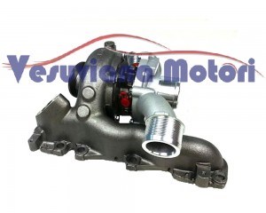 TURBOCOMPRESSORE TURBO 773720-5003S RIGENERATO