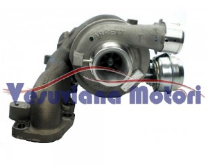TURBOCOMPRESSORE TURBO 773721-5003S RIGENERATO