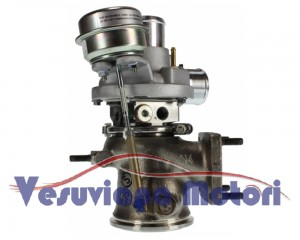 TURBOCOMPRESSORE TURBO 811310-5002S RIGENERATO