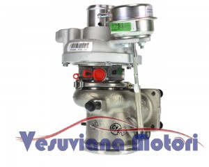 TURBOCOMPRESSORE TURBO 811311-5002S RIGENERATO